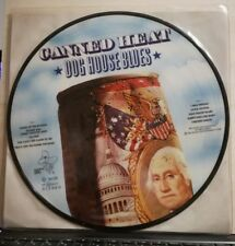 CANNED HEAT - DOG HOUSE BLUES-vinile 33 giri  pictures MINT