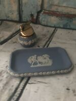 Wedgewood Lighter And Dish
