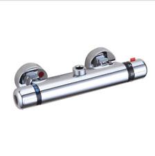 """Cromo bagno termostatico doccia Miscelatore rubinetto valvola Cromata Barra 1/2"""""""