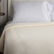 VHC Farmhouse Bed Blanket Queen King Cotton 3 Colors