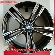 REVEN BD 4 CERCHI IN LEGA NAD 8J 18 5X120 ET34 72,6 ITALY PER BMW SERIE 3 4 5