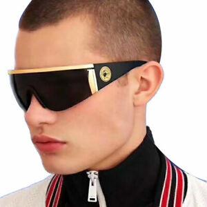 Lentes De Sol Gafas De Moda Para Hombres Mujeres Grande Style Men Women Sunglass