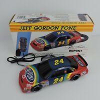 NASCAR'S JEFF GORDON TRUCK & CAR SET AND TERRY LABONTE FONE PHONE