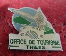 BEAU PIN'S COUTEAU COUTELLERIE OFFICE DE TOURISME THIERS LAGUIOLE