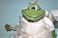 Russ Berrie Kathleen Kelly, Dreamweaver #2931 Angel fairy frog w wand NEW