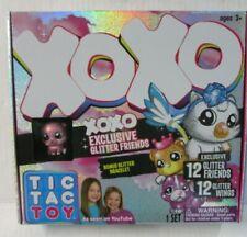 1 Set TIC TAC TOY XOXO Exclusive 12 Glitter Friends 12 Wings Bonus Bracelet