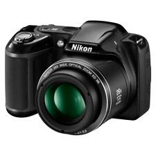Brand New Nikon L320 Coolpix 16.1MP Digital Camera with 26x Optical Zoom – BLACK