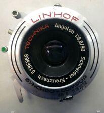 Linhof Schneider Angulon 90mm F/6.8 Lens Technika 4x5