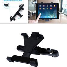 "360 Degree Tablet Car Holder 7""-10"" Universal Car Back Seat Headrest Mount Stand"