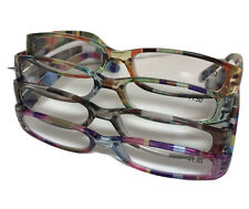Gammaray Optix Readers Computer Reading Glasses 4 Pair 1.50 Fashionable