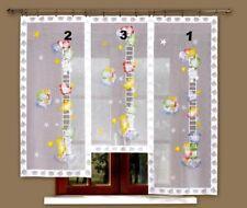 New Window Net Curtain Panel ready  Children Room Kids Curtains Home Ladder