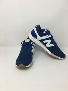 New Balance 247 Blue Athletic Shoes for