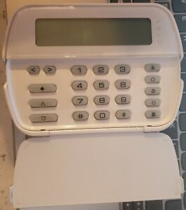 DSC PK5501 PowerSeries Security Keypad TESTED & FUNCTIONS... FAST SHIP FROM USA