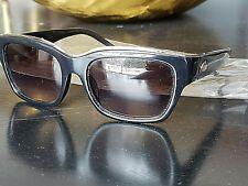 ef28588856e1 Lacoste Women s Vintage Stylized Sunglasses Gloss Black   Gold Trim