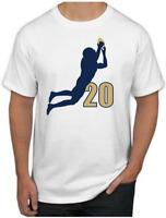 Jalen Ramsey T-Shirt - SUPERSTAR Los Angeles LA Rams NFL Uniform Jersey #20