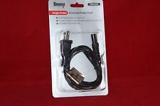 Uninex Single Outlet Universal Power Cord, 4 ft. (Ps04Ul)