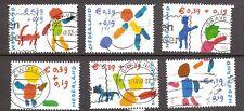 Nederland - 2002 - NVPH 2114a-f - Gebruikt - KN776