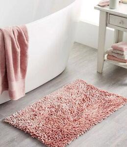 Velvet Home Bath floormat bathroom Rug Plush soft Luxury