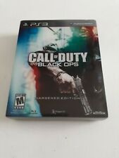 Call of Duty: Black Ops Hardened Edition (PlayStation 3, PS3)