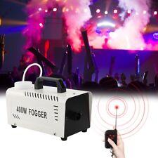 Nebelmaschine mit Fernbedienung Nebel Rauch Smoke Maschine Fogger DJ Party Club