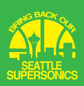 Bring Back Our Seattle Supersonics shirt Vintage NBA Sonics Expansion Kemp GP