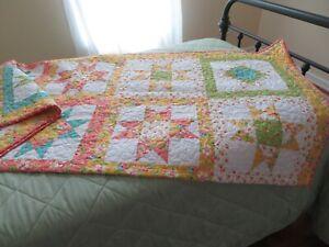 handmade full size quilt