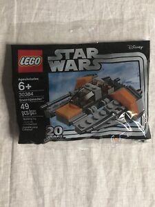 Lego Star Wars Snowspeeder Snow Speeder Mini Polybag #30384 BRAND NEW Disney
