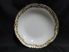 """Haviland (Limoges) Clover Leaf,Green Clover,Gold Trim:Coupe Soup Bowl (s) 7 1/2"""""""