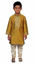 Boys Indian sherwani Kurta pajama for Bollywood theme party wear outfit UK 897