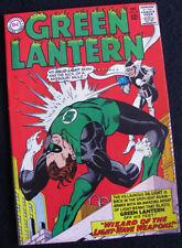 GREEN LANTERN 33 (1964) DR. LIGHT ATTACKS! HIGH GRADE BOOK! LARGE CLEAR PHOTOS!