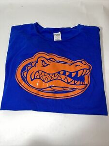 Florida Gators Crew Neck Shirt Women's Size M Victoria's Secret PINK NWOT