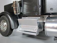 Aluminum L&R Side Foot Step Box Tamiya RC 1/14 Semi King Grand Knight Hauler
