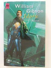 William Gibson Idoru Science Fiction Roman Heyne Verlag