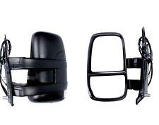 Außenspiegel Links Iveco Daily IV V 06-14 Elektrisch Glas beheizbar kurzer Arm