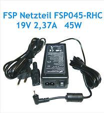 Netzteil für Asus Eee PC 1005HA + Strom Kabel 19V  2,37A 45W