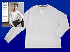 Hommes Pull Pull Pullover Pull pour Hommes Sweat Beige Clair XXL