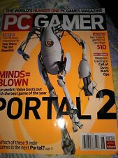 PC Gamer Magazine-June 2011-Portal2/Games Less $10/Weapons Call of Duty-VGUC