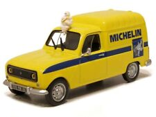 "Renault 4F6 ""Michelin"" IXO/ALTAYA"