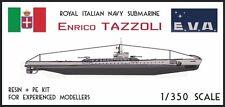 Italian Submarine Tazzoli 1/350 resin kit