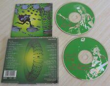 2 CD ALBUM TIME MACHINE JOE SATRIANI LIVE ET STUDIO 23 TITRES 1993