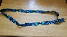 """""""BATMAN"""" LANYARD BY DC COMICS IN IMMACULATE CONDITION  !!"""