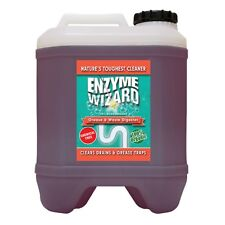 Enzyme Wizard Grease & Waste Digestor 20lt Cube