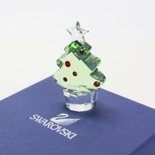 Swarovski Christmas Felix the Christmas Tree New In Box #665024