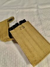 Wwi Us Army Canvas Pederson Device Magazine Pouch Ria Springfield marked