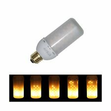 JUNOLUX Decorative Light Fire Effect Bulb Flame Lighting Eco Friendly Novelty