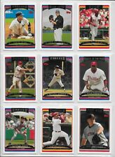 2006 Topps Baseball  set 659/660  NO SP Alex Gordon #297