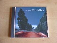 Chris Rea: The Best Of Rea: 1994 Original CD. EastWest Records America.