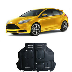 For Ford Focus Engine Splash Guards Shield Mud Flaps Fender Black 2012-2018
