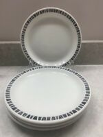 VTG, MCM, Sterling China Wellsville OH Restaurant Ware 4-8in Lunch Plates
