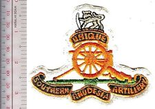 Rhodesia Army Rhodesian Defence Force RDF Artillery Regiment